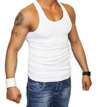T-Shirt Homme Débardeur Marcel VG