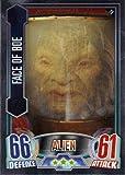 Doctor Who Alien Attax Topps - Mirror Foil 026 Face Of Boe