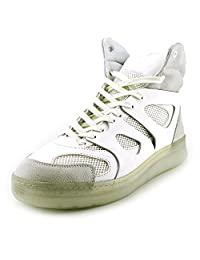 Alexander McQueen By Puma McQ Move Mid Leather Sneakers