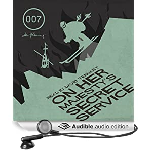 On Her Majesty's Secret Service (with Interview) (Unabridged)