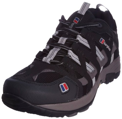 Berghaus Men's Prognosis Gore-Tex Black/Grey Hiking Shoe 80065 BA4 6.5 UK