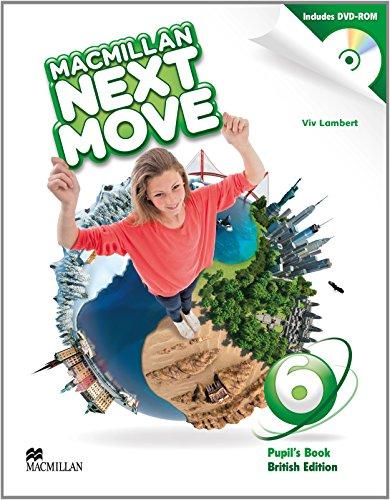 NEXT MOVE 6 Pb Pack (Next Move British English)