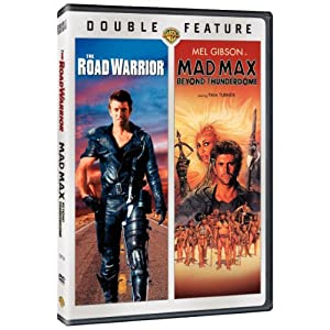 Click to buy Mel Gibson Movies: The Road Warrior / Mad Max Beyond Thunderdome from Amazon!
