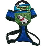 Four Paws Medium Blue Comfort Control Dog Harness