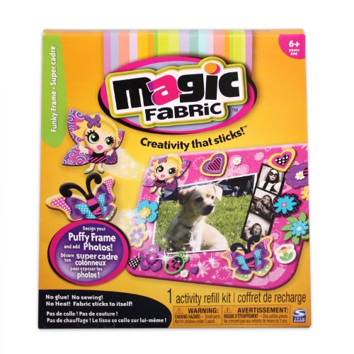 Magic Fabric Activity Refill - Picture Frame