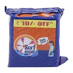 Surf Excel Detergent Bar - Stain Eraser, 4x200g Pack