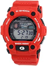 Casio G-7900A-4ER Men's G-Shock Digital Watch with Resin Strap