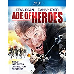 Age of Heroes [Blu-ray]