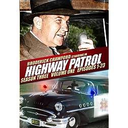 Highway Patrol: Season 3 - Volume One (Episodes 1 - 23) - Amazon.com Exclusive