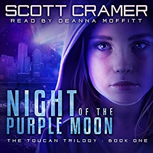 Night of the Purple Moon Audiobook