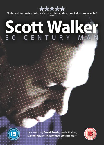 Scott Walker - 30 Century Man [DVD] [2007]
