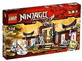 LEGO Ninjago 2504: Spinjitzu Dojo