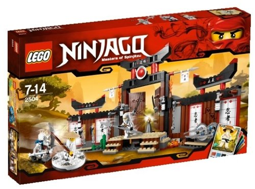 LEGO Ninjago 2504 - Spinjitzu Trainingszentrum
