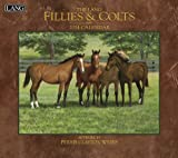 Lang Perfect Timing - Lang 2014 Fillies & Colts Wall Calendar, January 2014 - December 2014, 13.375 x 24 Inches (1001708)