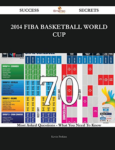 Fiba Basketball World Cup 2014: 70 Most Asked Questions on 2014 Fiba Basketball World Cup - What You Need to Know (Success Secrets)