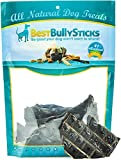 USA Beef Liver Dog Treats by Best Bully Sticks (1lb. Bag) Made in the USA of 100% Natural Beef Liver - Rich in Vitamins and Packed with Protein to Support a Healthy Diet - USDA/FDA Approved