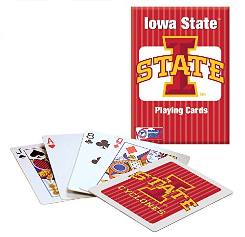 Iowa State Playing Cards - 1