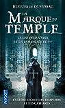 Le Chevalier noir et la Dame blanche, Tome 2 : La marque du temple par Queyssac