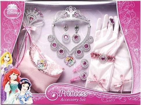 Simba Full Accessory Set - Disney Princess (Multicolor)