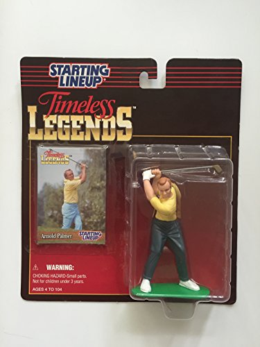 Arnold Palmer Starting Lineup Timeless Legends Action Figure
