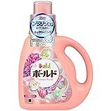 ボールド 洗濯洗剤 液体 香りのサプリインジェル プラチナフローラル&サボンの香り 本体 850g