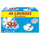 Skip - Lessive Tablette - Active Clean - 96 Tabs