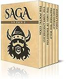 Saga Six Pack 2 - Poetic Edda, The Nibelungenlied, Saga of Thorstein, Fridthjof the Bold, Ingolf's Saga and King Harald's Saga (Illustrated)