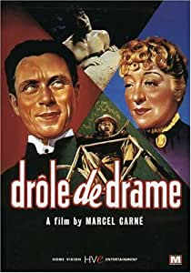 Amazon.com: Drole de Drame: Louis Jouvet, Françoise Rosay