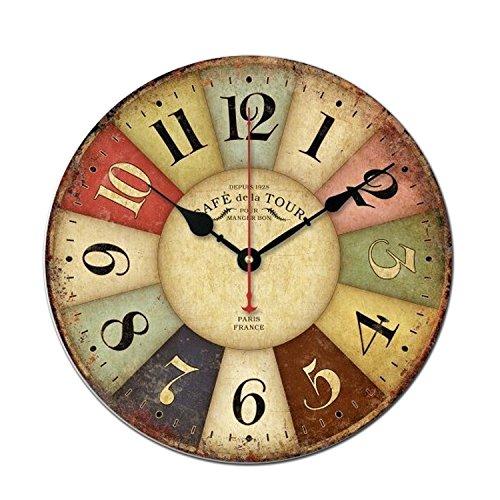 Relojes de pared baratos online buscar para comprar - Relojes para decorar paredes ...
