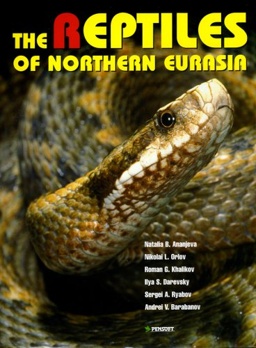 The Reptiles of Northern Eurasia: Taxonomic Diversity, Distribution, Conservation Status