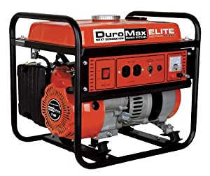 DuroMax Elite MX1500 1,500 Watt 3 HP OHV 4-Cycle Gas Powered Portable Generator (Discontinued by Manufacturer)