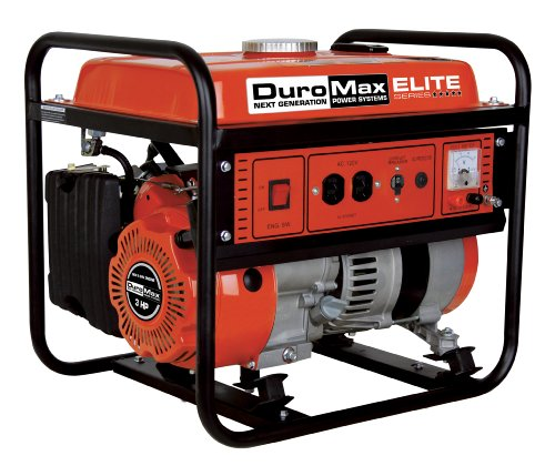 DuroMax Elite MX1500 1,500 Watt 3 HP OHV 4-Cycle