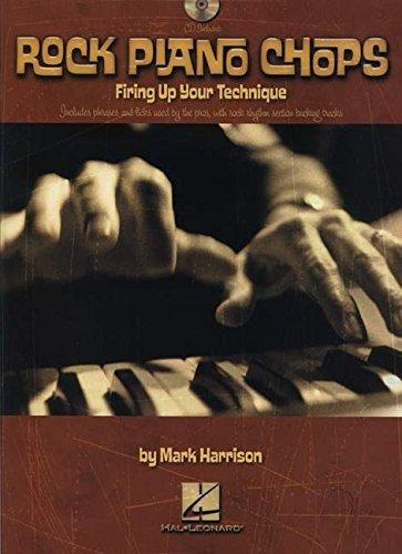 Rock Piano Chops (Keyboard Instruction)