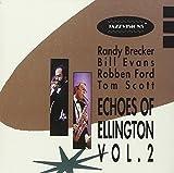 img - for Echoes of Ellington, Vol. 2 / Randy Brecker / Bill Evans / Robben Ford / Tom Scott (Verve) book / textbook / text book