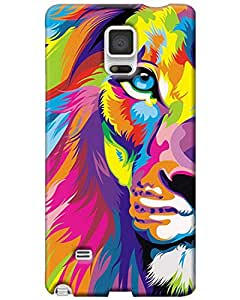 Samsung Galaxy Note 4 Back Cover Designer Hard Case Printed Cover