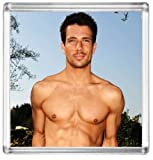 OWN DANNY MAC HOLLYOAKS Clear Acrylic Coaster DM7