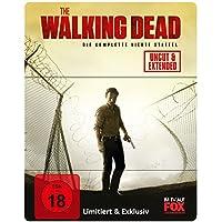 The Walking Dead - Die komplette vierte Staffel - Uncut/Extended/Steelbook [Blu-ray] [Limited Edition]