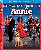 Annie (Bilingual) [Blu-ray + DVD + UltraViolet]