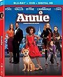 Annie (Bilingual) [Blu-ray + DVD + Ul...