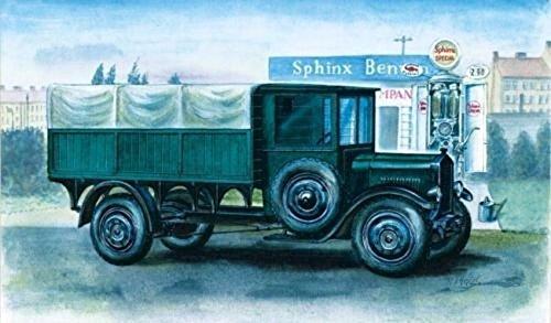 Modellbau Metall & Kunststoff Modellbausatz MAC 1:24 Truck Praga AN 8 Typ 001 Pritsche Fahrzeuge