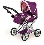 Bayer Design 13957 - Passeggino per bambole combinato Maxi farfalla