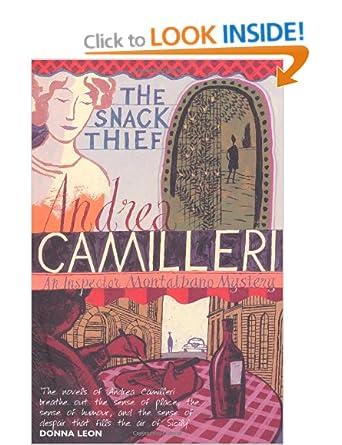 The Snack Thief - Andrea Camilleri