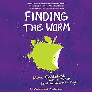 Finding the Worm (Twerp Sequel) Audiobook