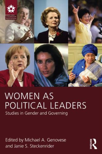 Image for publication on Women as Political Leaders: Studies in Gender and Governing (LEADERSHIP: Research and Practice)