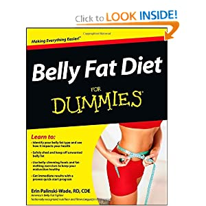 Belly Fat Diet For Dummies Erin Palinski-Wade