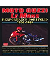 Moto Guzzi Le Mans: Performance Portfolio 1976-1989