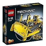 レゴ テクニック ブルドーザー 42028