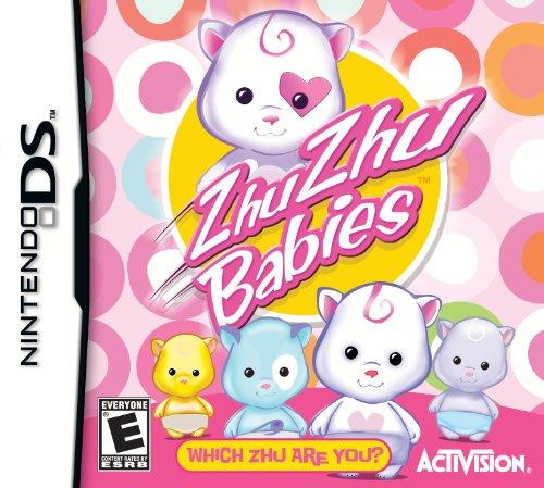 Zhu Zhu Babies - Nintendo DS - 1