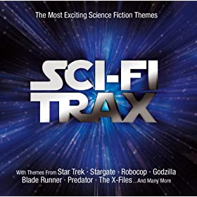 Sci-Fi Trax - The Most Exciting Sci-Fi Themes