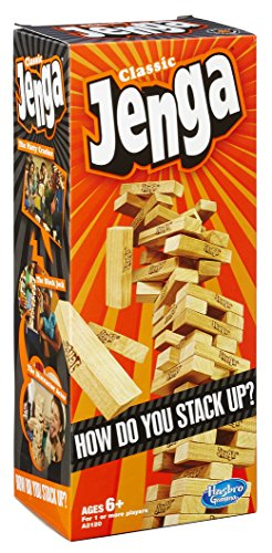 Jenga Classic Game Review